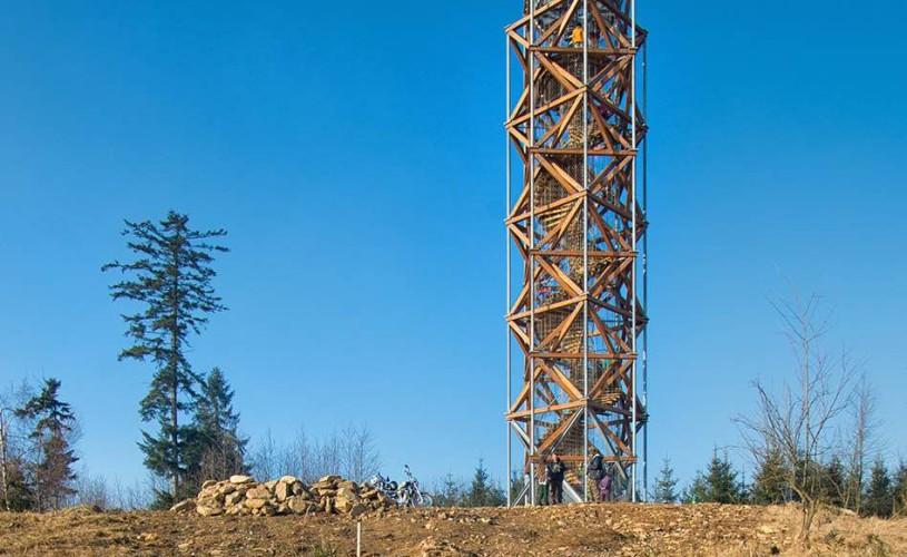 "Look-out tower ""Na pekelném kopci"" (On Infernal Hill)"